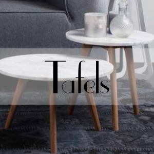 1 tafels